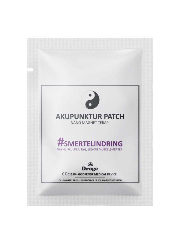 Akupunktur Plaster - Smertelindring - Droge
