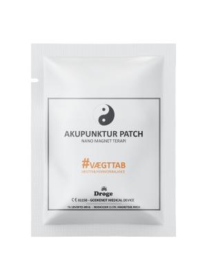 Akupunkturplaster - Vægttab - Droge