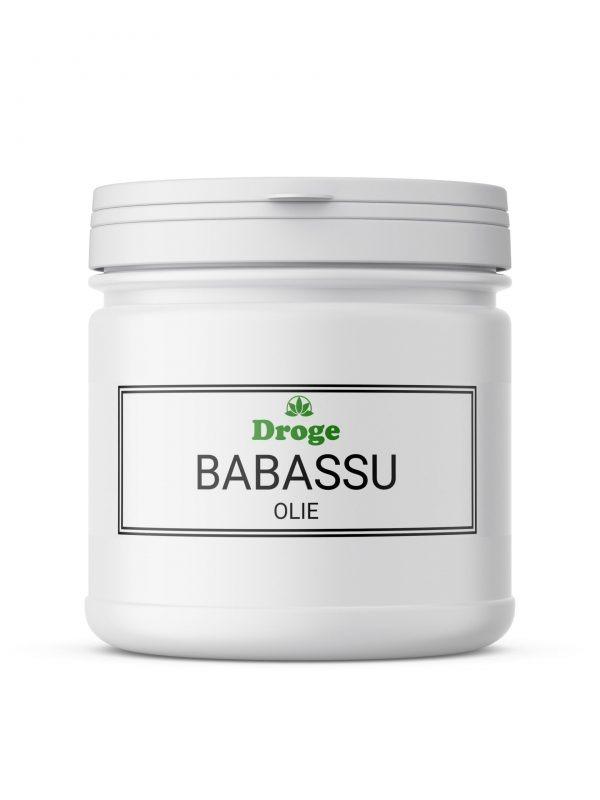Babassuolie - vegetabilsk - Droge