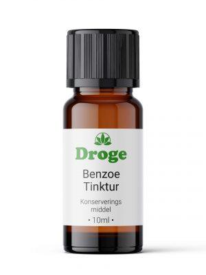 Benzoetinktur - Droge
