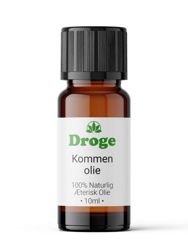Kommenolie - Æterisk - Droge