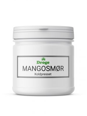 Mangobutter - Mangosmør - Droge