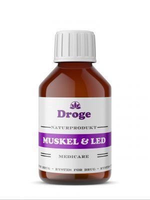 Muskel & led liniment - Droge