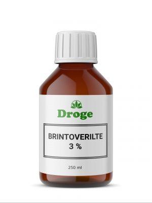 Brintoverilte 3% - Droge