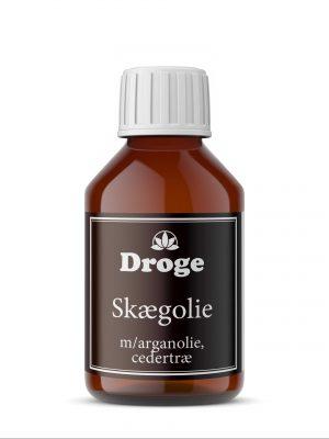 Skægolie - Cedertræ - Argan - Droge