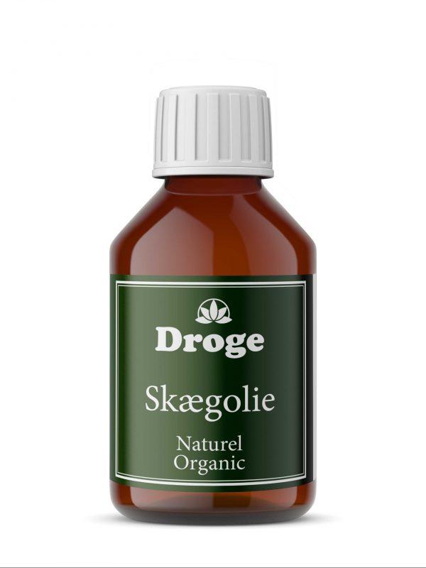 Skægolie - Argan - Naturel - Droge