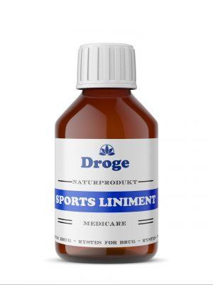 Sportsliniment - Muskellindring - Droge