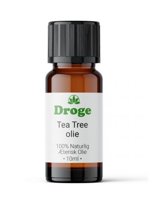 Tea Tree Olie - Æterisk - Droge