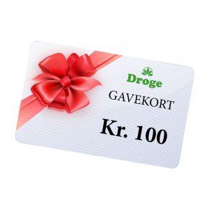Gavekort 10kr - Fatima - Droge