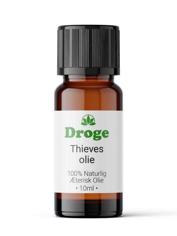 Thieves æteriske olie - Tyvenes olie - Droge