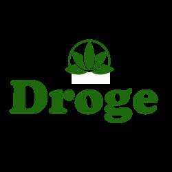 Droge logo mørke grønt211